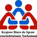 Krajowe-Biuro-do-Spraw-Przeciwdzialania-Narkomanii logo